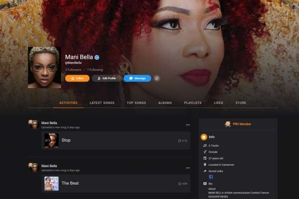 A REVIEW OF MARDPLAY MUSIC STREAMING STORE